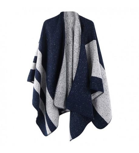Ilishop Reversible Oversized Blanket Cardigans
