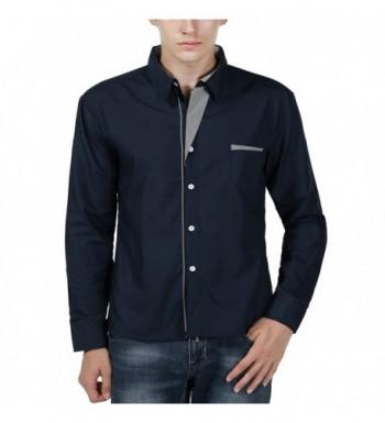 Fashion Men's Dress Shirts Wholesale