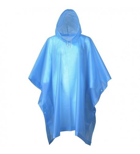 QZUnique Lightweight Transparent Raincoat Raincape