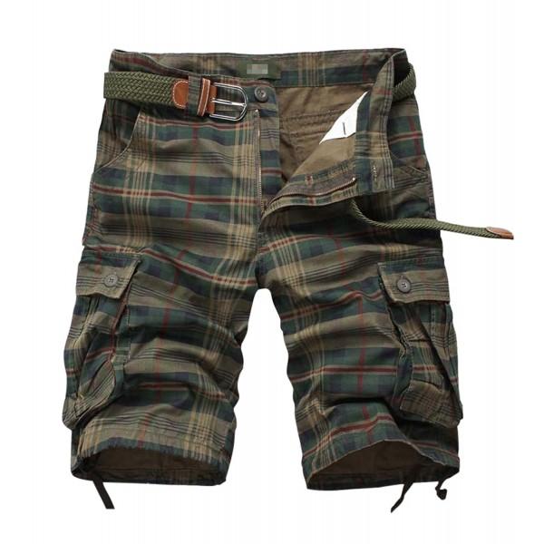 Tanming Summer Pockets Shorts Medium
