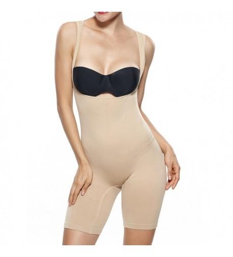 Beilini Womens Shapewear Bodysuit Control