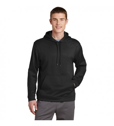 Sport Tek Sport Fleece Hooded Pullover