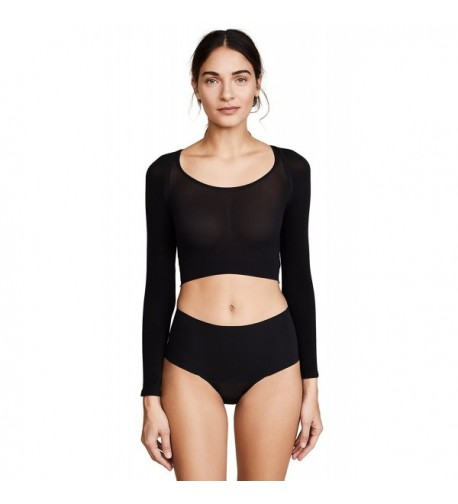 SPANX Womens Solid Shapewear Pullover