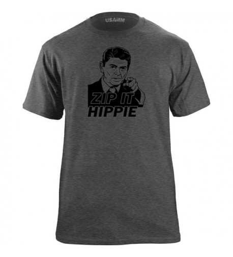 Classic Hippie T Shirt X Large Heather