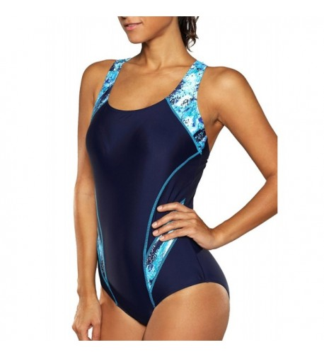 City Womens Sport Swimsuit Athletic