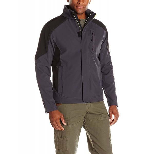 Key Apparel Polar Jacket Charcoal