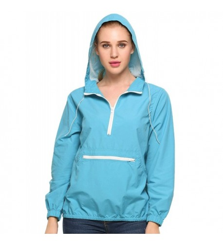 Bifast Waterproof Mid Long Raincoat Outdoor