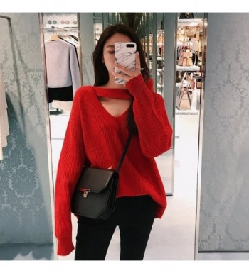 Fashion Women's Pullover Sweaters