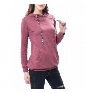 Women's Fashion Hoodies Wholesale