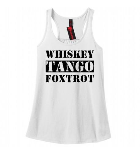 Comical Shirt Ladies Whiskey Foxtrot