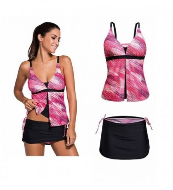 Discount Real Women's Tankini Swimsuits Wholesale