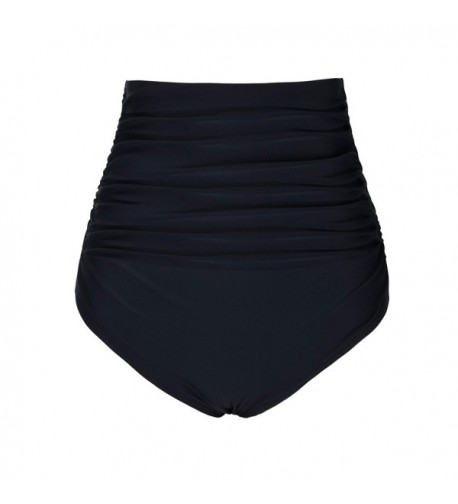 13e5b7578d Women's Bella Midrise Bikini Bottom With Cinching On Sides and ...