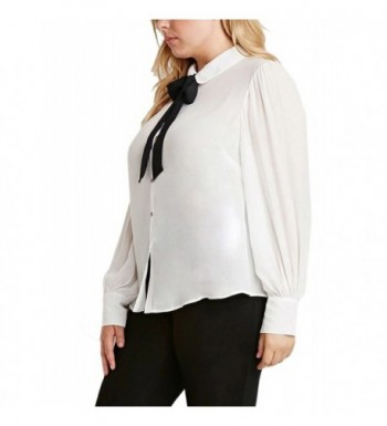 2018 New Women's Button-Down Shirts Clearance Sale