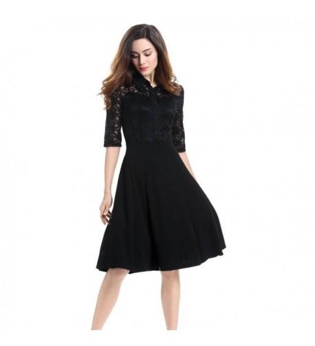 Dress Vitalismo Length Sleeve Cocktail