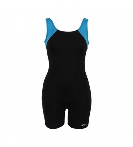 Dolfin Swimwear Womens Color Aquatard
