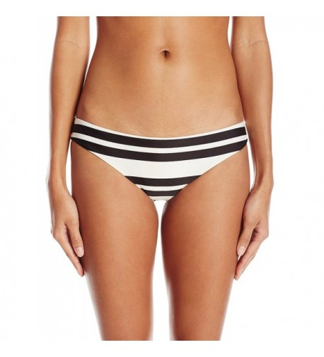 RVCA Womens Stripe Cheeky Bikini