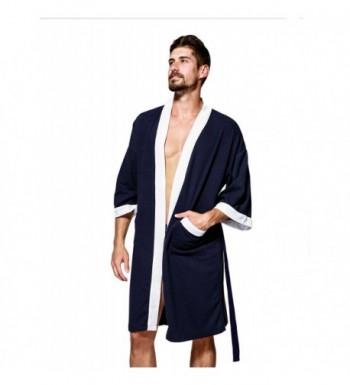 Fashion Men's Bathrobes