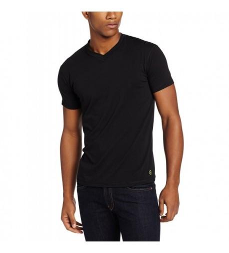 tasc Performance V Neck Undershirt Black