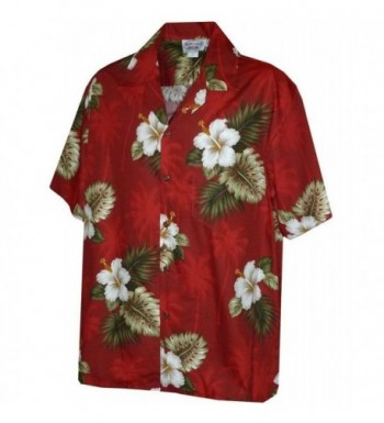 Pacific Legend Hibiscus Hawaiian Shirt