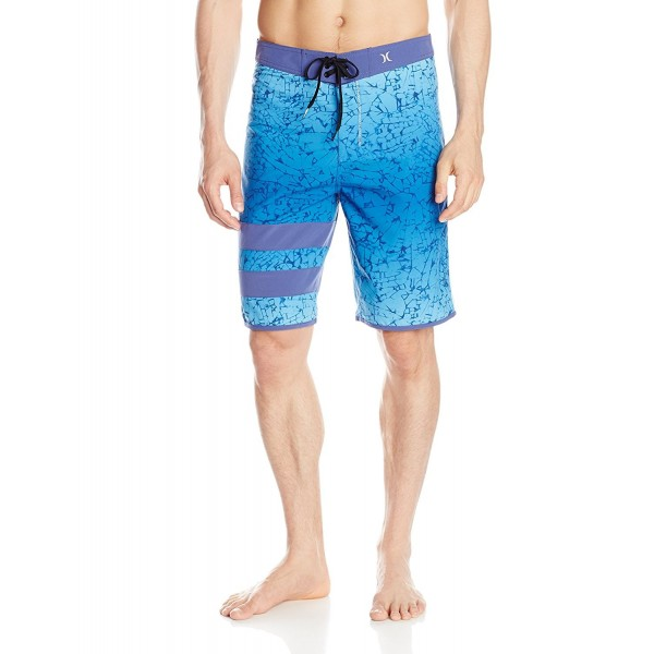 Hurley Printed Phantom Boardshort Horizon