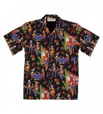 Day Dead Muertos Hawaiian Shirt