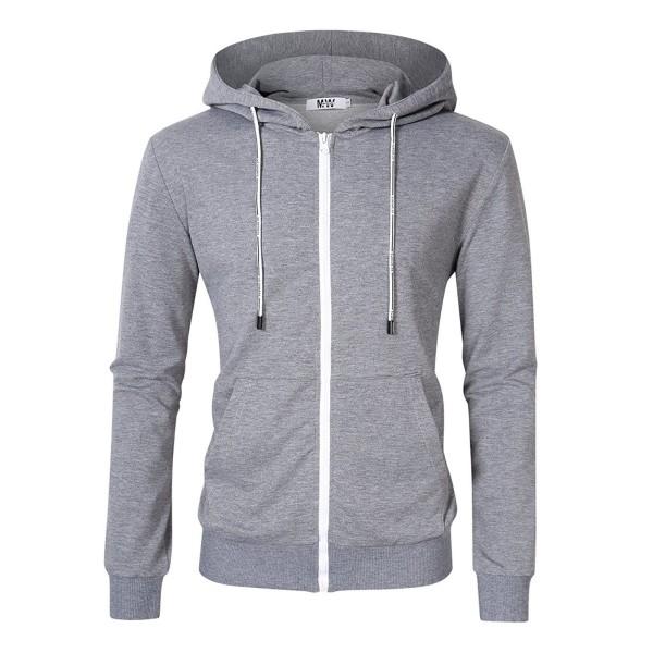 MrWonder Casual Lightweight Pullover Sweatshirt
