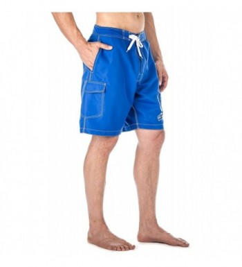 Fashion Men's Swim Board Shorts