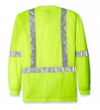 4a3bebef220f Berne Hi Visibility Sleeve Pocket 2X Large; Men's Active Shirts Wholesale