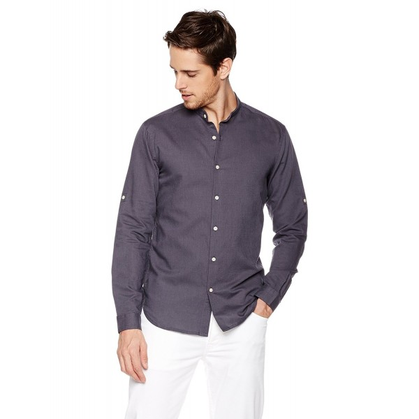 Isle Bay Linens Slim Fit Long Sleeve