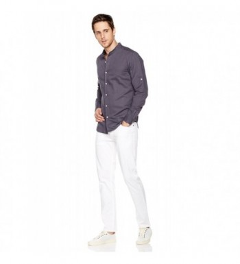 Brand Original Men's Casual Button-Down Shirts Outlet