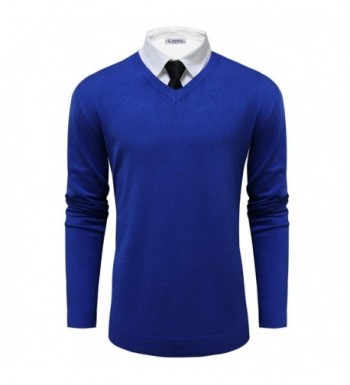 Toms Ware Classic Sweater TWMV06 D Blue US