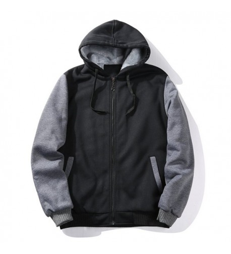 SHDAS Casual Heavyweight Fleece Sweatshirt