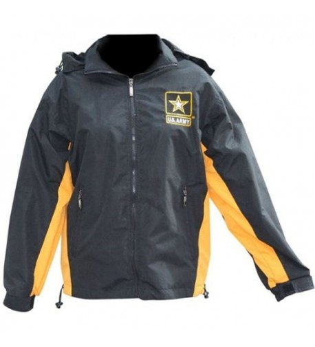 Mitchell Proffitt Windbreaker Jacket Black