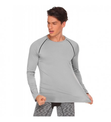 Simbama Sleeves Compression Workout T Shirt