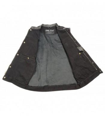 Cheap Real Men's Outerwear Vests Online