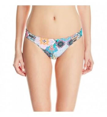 InMocean Womens Paisley Bikini Bottom