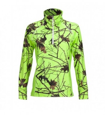 Trailcrest Womens Impulse Performance Pullover