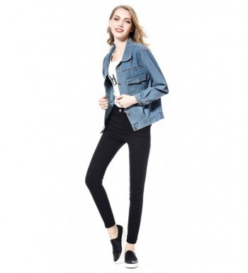 Discount Women's Denim Jackets