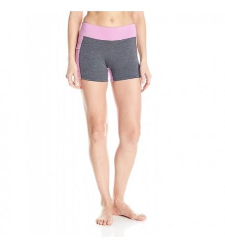 Soybu Womens Shorts Hydrangea Medium