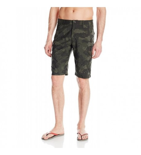 Fox Mens Slambozo Camo Short