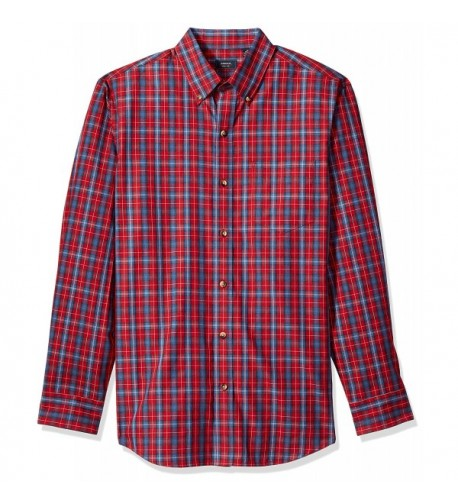 Arrow Long Sleeve Plaid Shirt Chilipeper