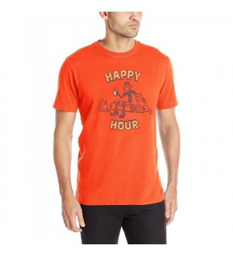 Life Happy Crusher X Large Orange