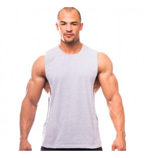 Iwearit Muscle Workout Crew Neck