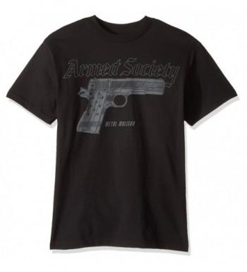 Metal Mulisha Protected T Shirt Black