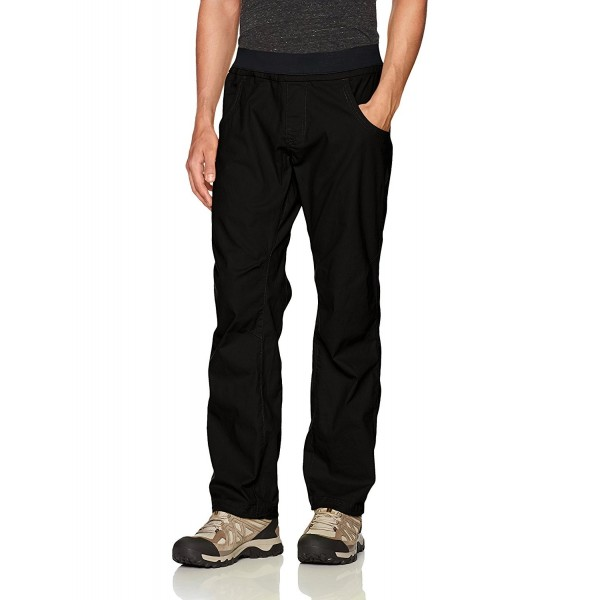 prAna Zander Pants Black X Large