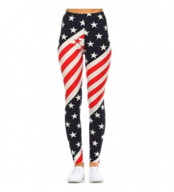 040afb760300 Fashionazzle Brushed Selling Leggings 1 American  Women s Leggings ...