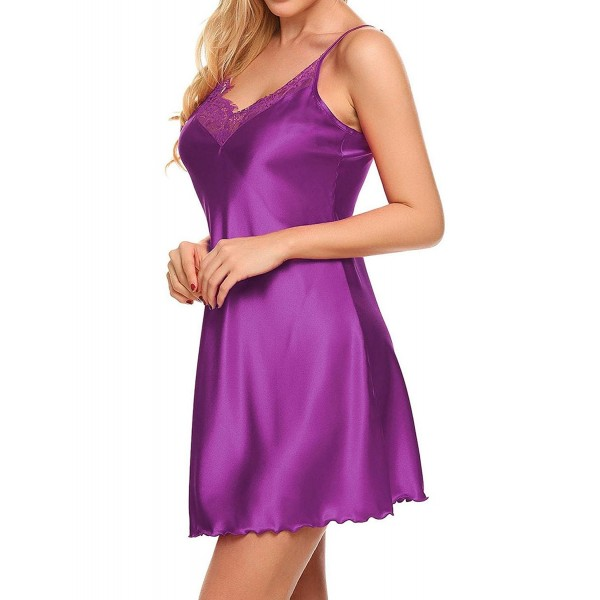 Korie Womens Chemise Nightgown Lingerie