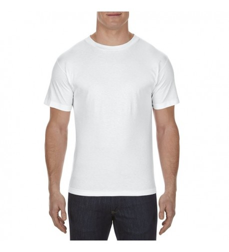 Alstyle Apparel Classic T Shirt White