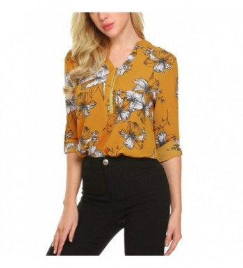 2018 New Women's Button-Down Shirts Outlet Online