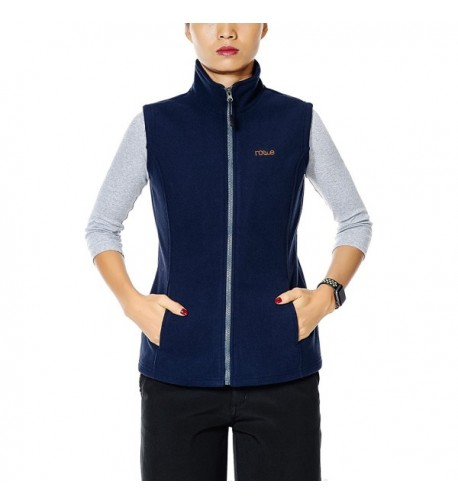 Nonwe Womens Fleece Outdoor Solid